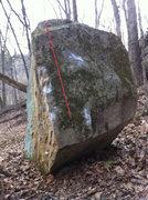 Rock Climbing Photo: explanatory