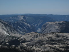 Rock Climbing Photo: more Tuolumne prettiness, looking towards the Vall...
