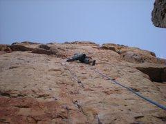 Rock Climbing Photo: Shlender