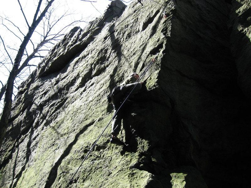 Rock Climbing Photo: Brass Monkey