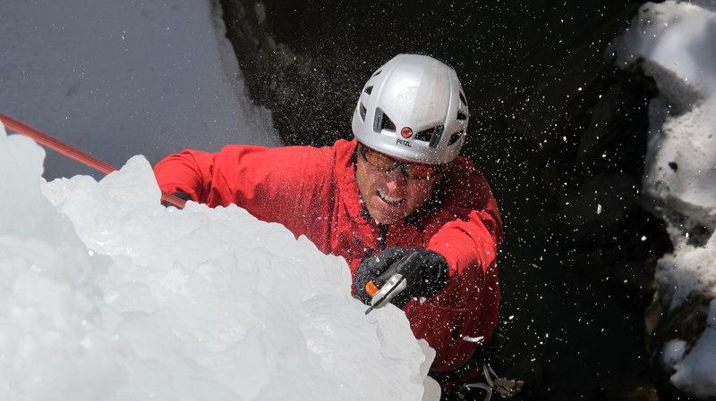 Rock Climbing Photo: Rick Barrett