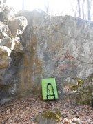 Rock Climbing Photo: Slab.