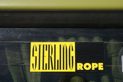 Rock Climbing Photo: Sterling Love
