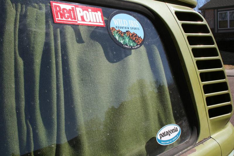 Rock Climbing Photo: Redpoint Climbing Love   Wild Iris Mountain Shop L...