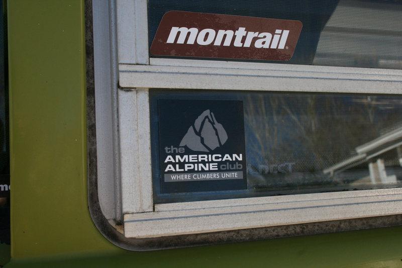 American Alpine Club Love <br> <br> Montrail Love