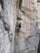 Rock Climbing Photo: Ant's Line