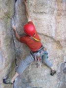 Rock Climbing Photo: Ant's Line follower