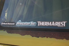 Black DIamond Love  <br /> <br />Princeton Tech Love  <br /> <br />Thermarest Love