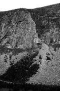 Rock Climbing Photo: Whitney-Gilman Ridge
