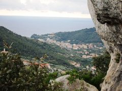 Rock Climbing Photo: Views from Settore Sud-Est