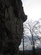 Rock Climbing Photo: Man Servant 5.9+