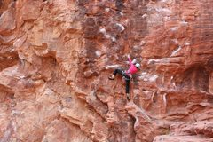 My first 11a lead...Glitter Gulch