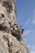 Rock Climbing Photo: Priamos 6a+