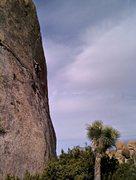Rock Climbing Photo: Rubicon