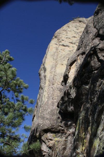 Rock Climbing Photo: Big Tyme Arete