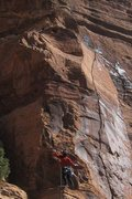 Rock Climbing Photo: at the Confluence..