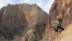 Rock Climbing Photo: Leaping Rainbows!