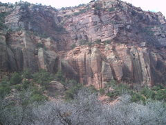 Rock Climbing Photo: 4.2 mile Crag.