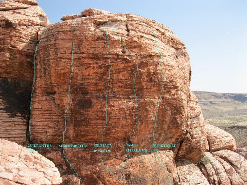 Rock Climbing Photo: Universal City