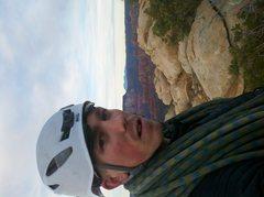 Rock Climbing Photo: Top of scenic cruise