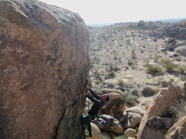 Rock Climbing Photo: Nice BIG Jugs