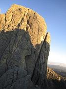 Rock Climbing Photo: Ahhh international chimney