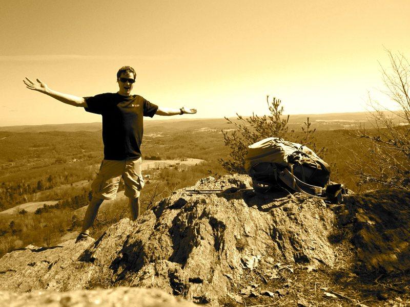 Rock Climbing Photo: Lions Head, CT