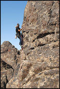 "Rock Climbing Photo: Terrie Marco on ""There Goes the Neighborhood&..."
