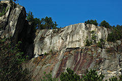 Rock Climbing Photo: Airation Buttress, and The Prow