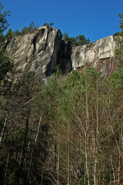 Rock Climbing Photo: The Prow and Airation Buttress