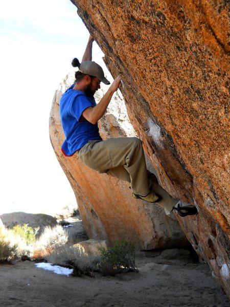 Rock Climbing Photo: Thunder