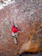 Rock Climbing Photo: The Pursuit of Wow
