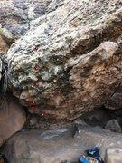 Rock Climbing Photo: Beta for Ukulele Music.
