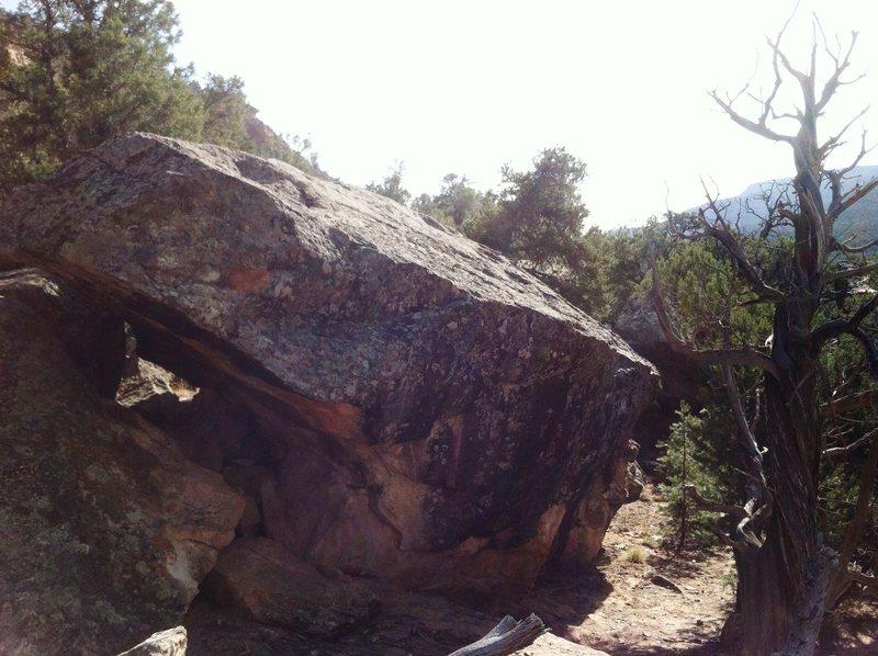 Austen Boulder.