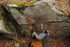 Rock Climbing Photo: syntax