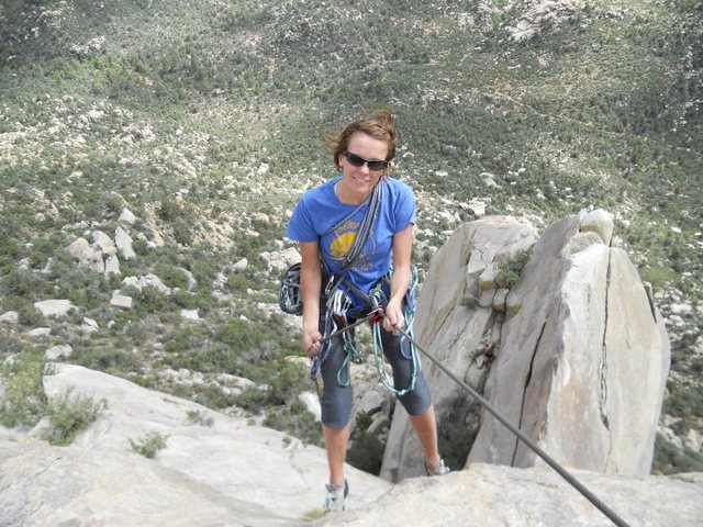 Rock Climbing Photo: Granite Mountain