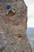 Rock Climbing Photo: Burgundy Dome