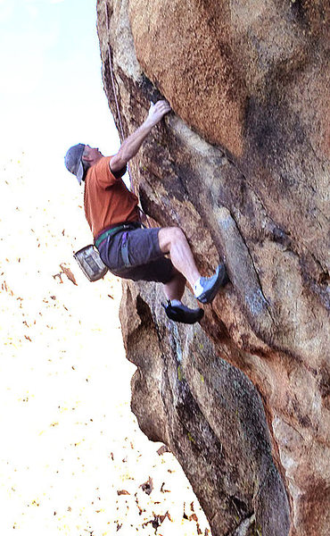 Rock Climbing Photo: Radness!!!!!!!!  (SteelMonkey pic)