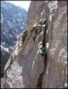 Rock Climbing Photo: Goodro's Nightmare