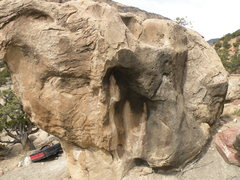 Rock Climbing Photo: A view of Infomercial