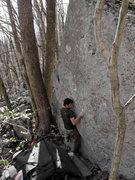Rock Climbing Photo: Pyramid Scheme