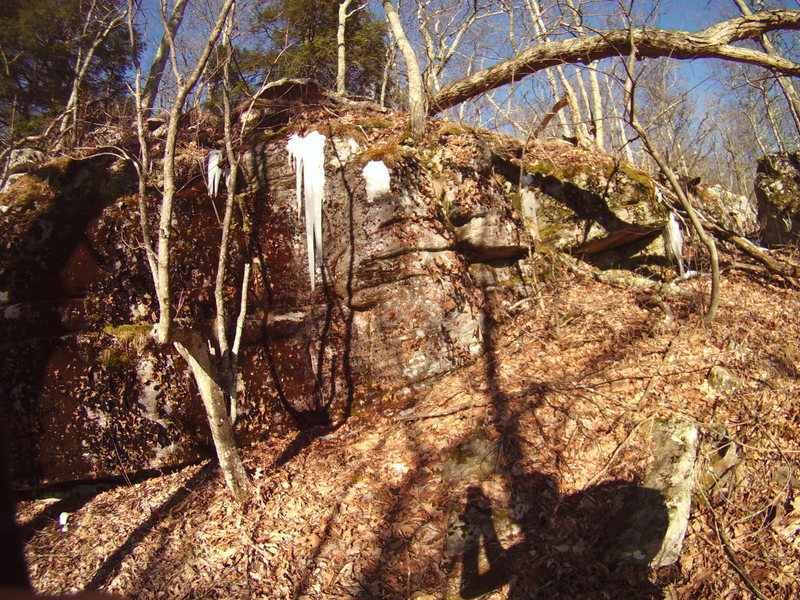Rock Climbing Photo: 10
