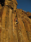 Rock Climbing Photo: Unknown Leon