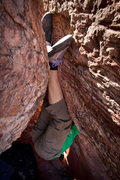 Rock Climbing Photo: My idea of fun...