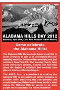Alabama Hills Day