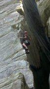 "Rock Climbing Photo: ""Chimneyman"""