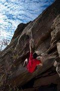Rock Climbing Photo: Austin Tipton Copyright. All Rights Reserverd.