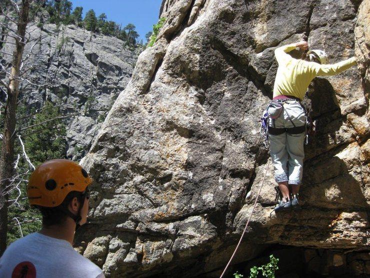 Rock Climbing Photo: 030