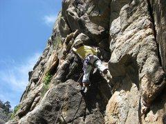Rock Climbing Photo: 033