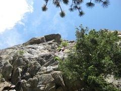 Rock Climbing Photo: 123